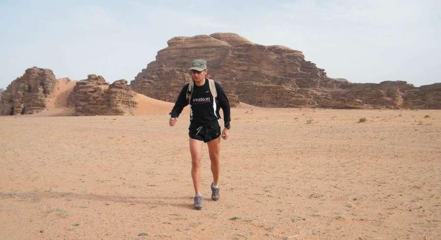 jordan desert