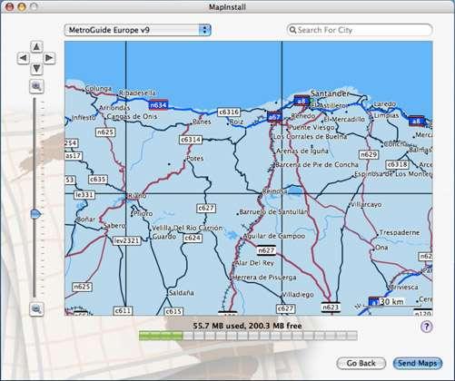 MapInstall para Mac