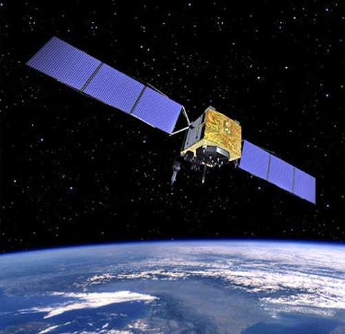 Satélite GPS IIF (©Boeing)