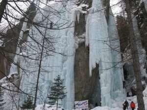 Ice park en Italia