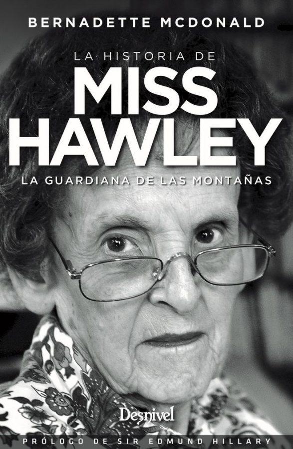 Portada el libro Miss Hawley. La guardiana de las montañas