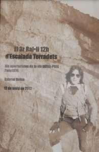 Cuadro-Homenaje a Gabriel Reina