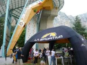 Meeting de La Sportiva en Arco